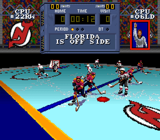 Developer: Sculptured Software Publisher: Nintendo Genre: Sports/Ice Hockey Released: November 1993 Rating: 1.0