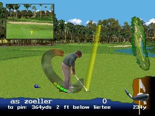 Developer: EA Sports Publisher: Electronic Arts Genre: Sports/Golf Released: 09/27/1996 Rating: 4.0