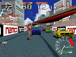 Developer: Namco Publisher: Namco Genre: Arcade Racing Released: September 9, 1995 Rating: 4.0