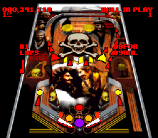 Developer: Meldac Publisher: Nintendo Genre: Pinball Released: April 1994 Rating: 3.0