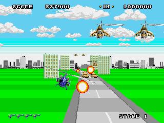 Developer: Sega Publisher: Sega Genre: Rail Shooter Released: 08/14/1989 Rating: 1.5