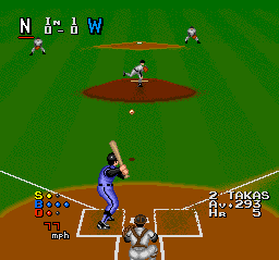 Developer: Hudson Soft Publisher: NEC Genre: Sports/Baseball Released: 1989 Rating: 3.0