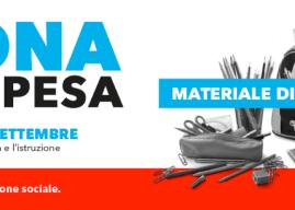 DONA LA SPESA – 14.09.2019