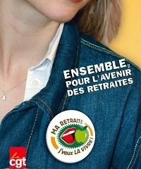 Pour reconquérir notre régime de retraite ! Déclaration CGT à la caisse de retraite RATP.