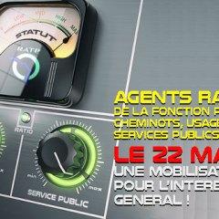 Le 22 mars, une mobilisation plus large que la RATP