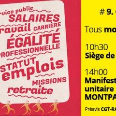 # 9 oct : Tous Mobilisé-e-s