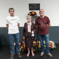 Hommage rendu aux victimes de l'attentat perpétré à la gare de Saint Michel le 25 juillet 1995
