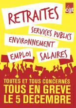 Conférence sur le financement des retraites : les propositions de la CGT