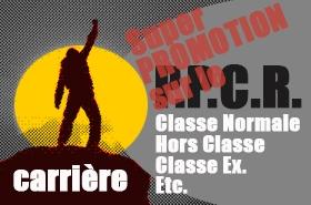 Classe exceptionnelle et échelon spécial – 2021