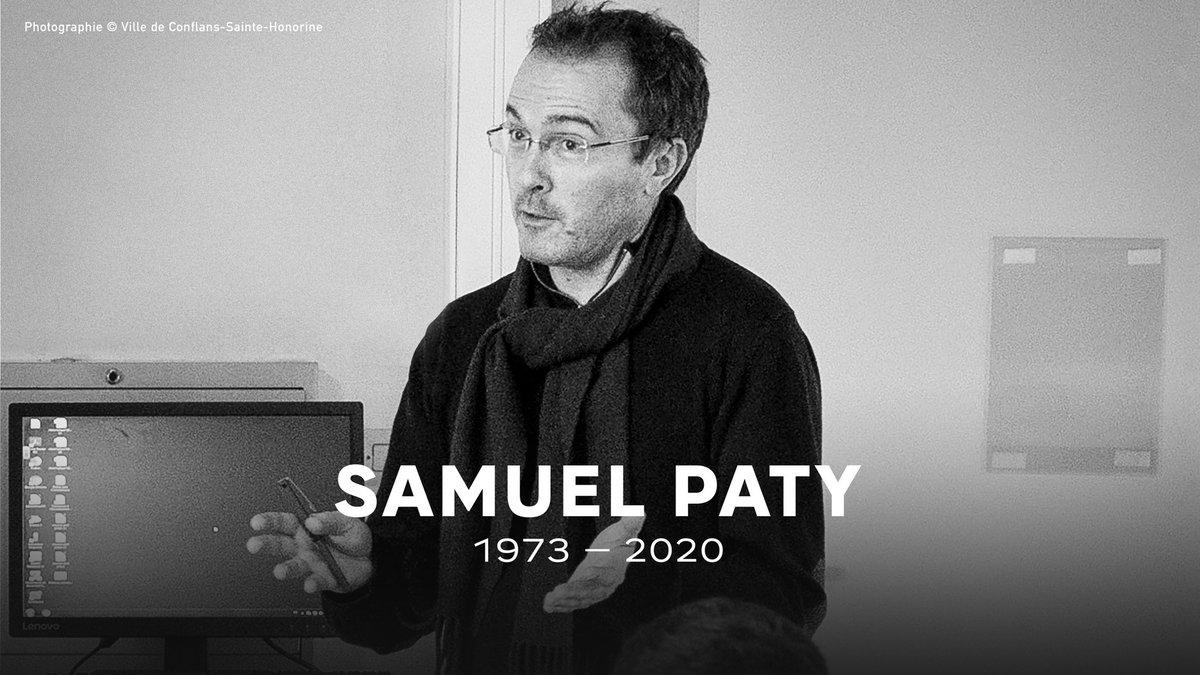 Il y a un an, le 16 octobre Samuel Paty était assassiné.