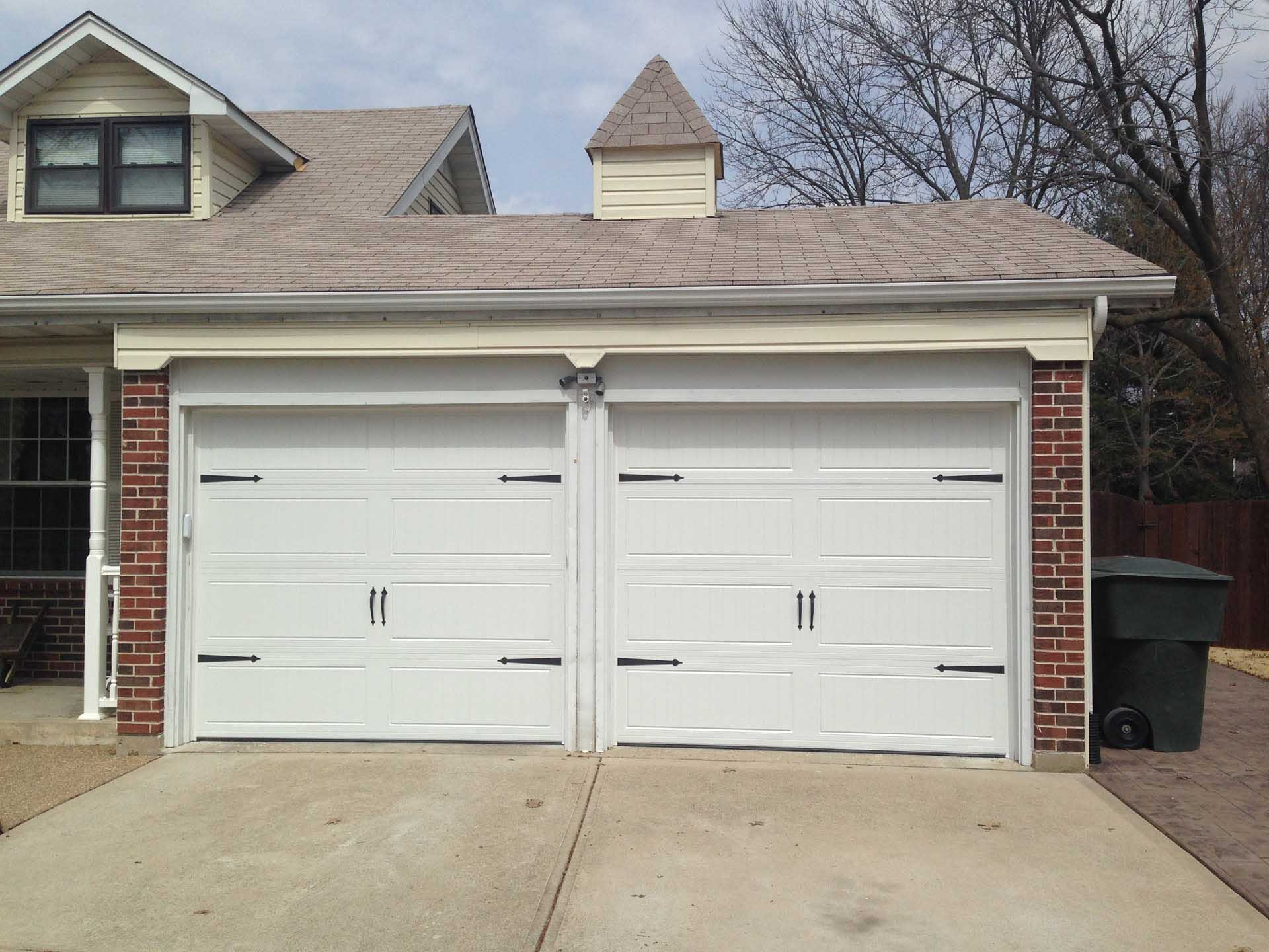 Garage Doors St Louis Chesterfield and St Charles MO  CGX Overhead