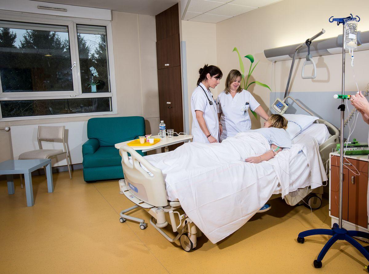 Chambre particulire  Centre hospitalier dArpajon