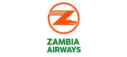 Logo of Zambia Airways