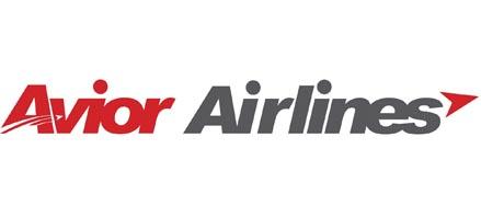 Resultado de imagen para avior airlines logo
