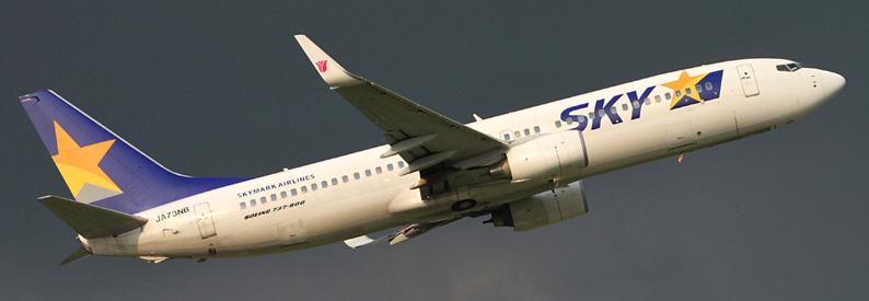 Skymark Airlines Boeing 737-800