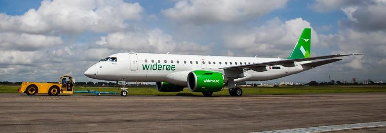 Wideroe Embraer 190-E2
