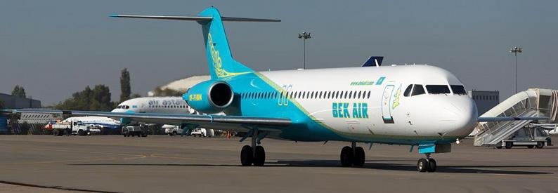 Fokker Aire bek 100