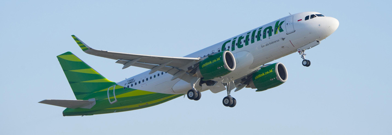 Citilink Airbus A320-200neo