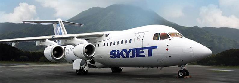 Skyjet Air BAe 146-100