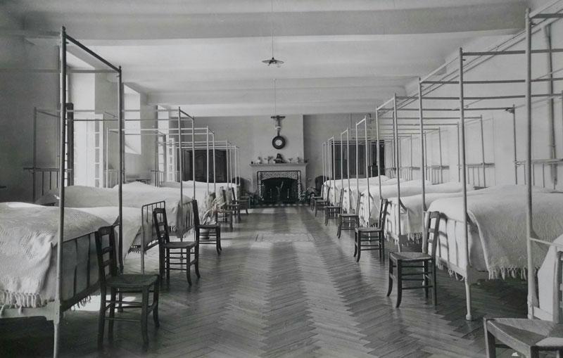 Historique du Centre Hospitalier de Bazas