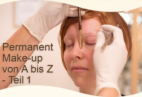 Das ABC des Permanent Make-up