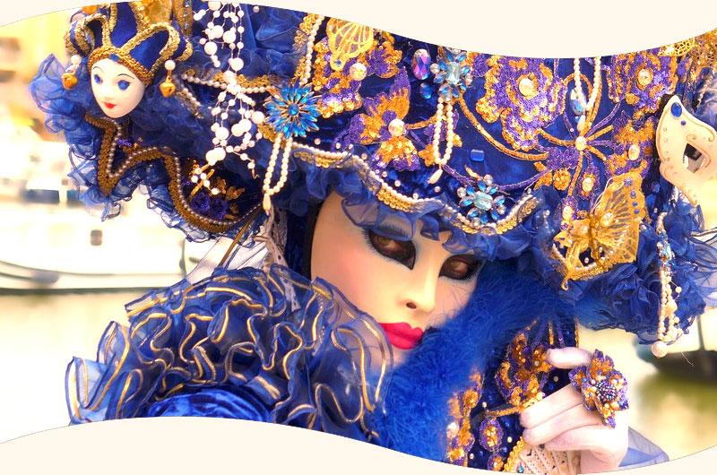 Von Karneval und Kosmetik