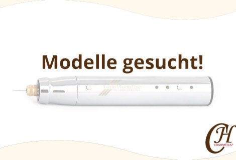 Modelle gesucht für Plasmaschulung!