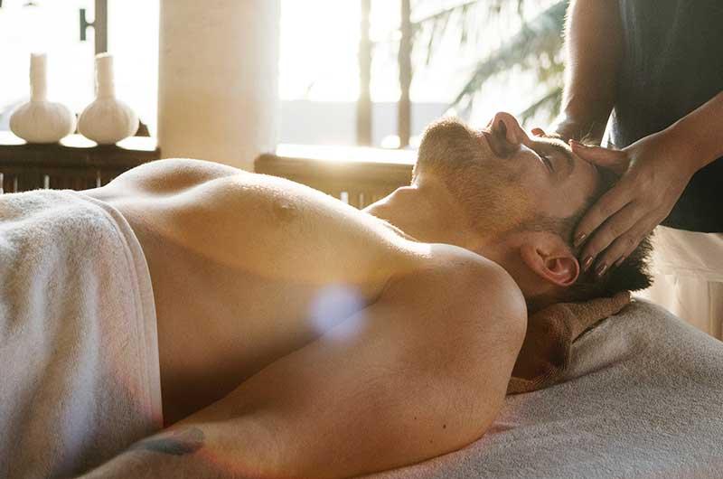 Vatertag – Wellness ist Männersache