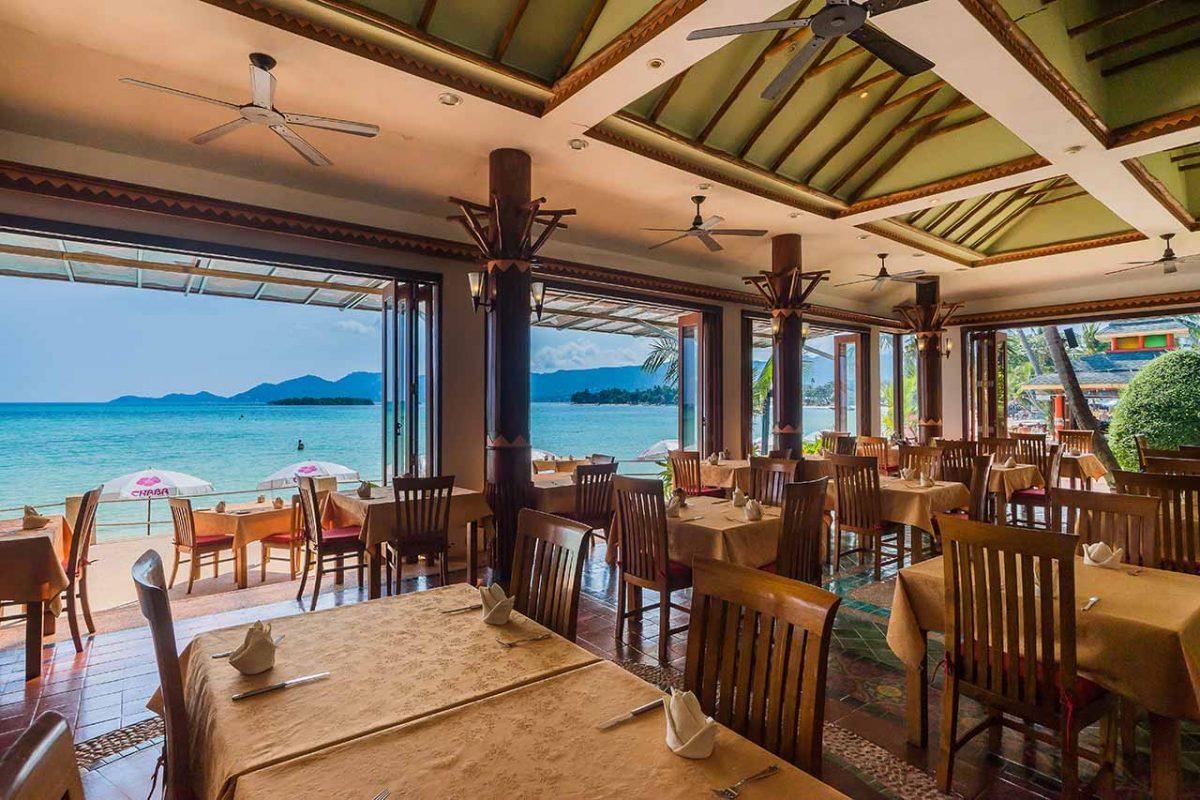 Samui Hotel Chaweng Beach Chaba Cabana Beach Resort Koh