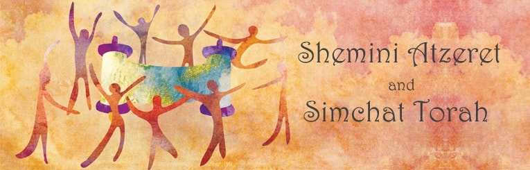 Shemini Atzeret Simchat Torah Chabad Org