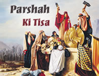 Image result for ki tisa torah portion images