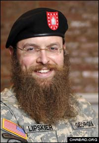 Georgias First Jewish Military Chaplain Will Get to Keep