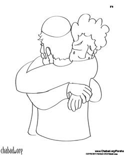 JACOB AND ESAU COLORING PAGES « Free Coloring Pages