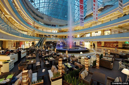 Africa Israel Chairman Unveils Moscows Largest Mall