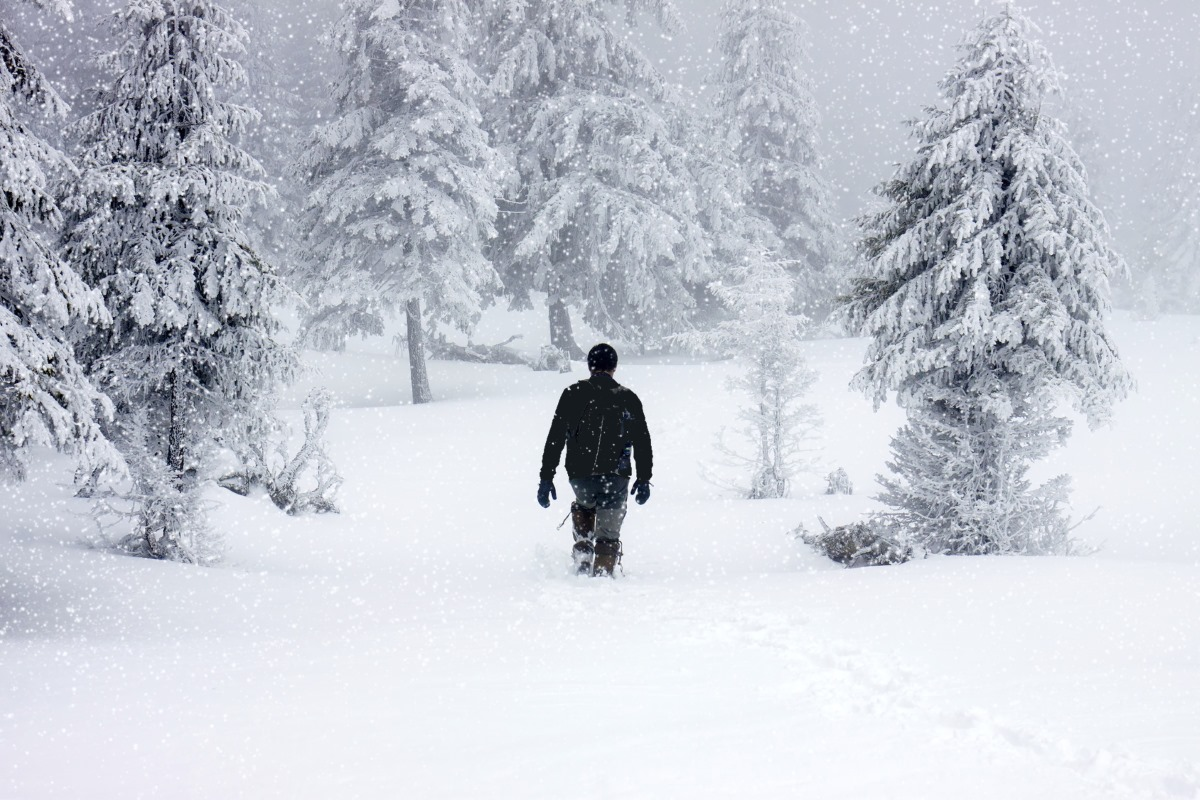 Why I Walked A Mile In A Blizzard Chabad Org