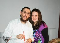 Rabbi Menachem and Rivkie Lazar