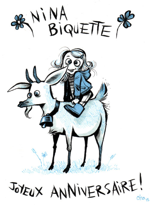 Nina Biquette