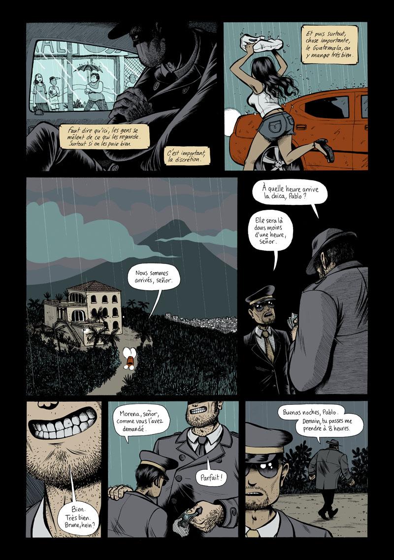 Un Homme de Goût tome 1 - Guatemala
