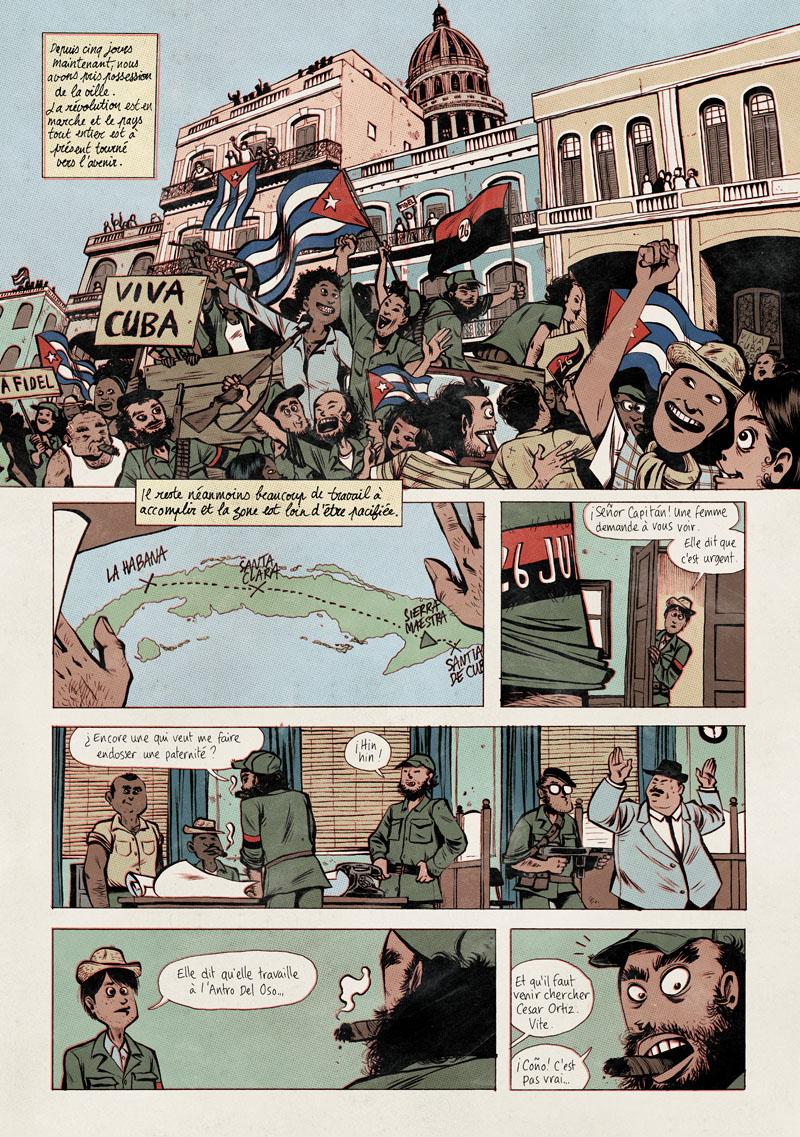 Un Homme de Goût tome 1 - Cuba