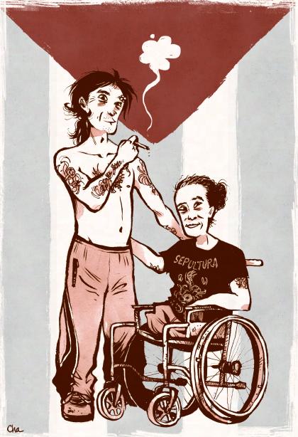 Gerson y Yohandra Cha