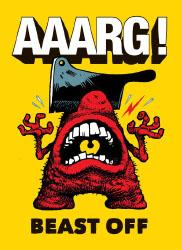 AAARG! Beast Off