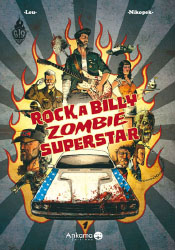 Rock a Billy Zombie Superstar