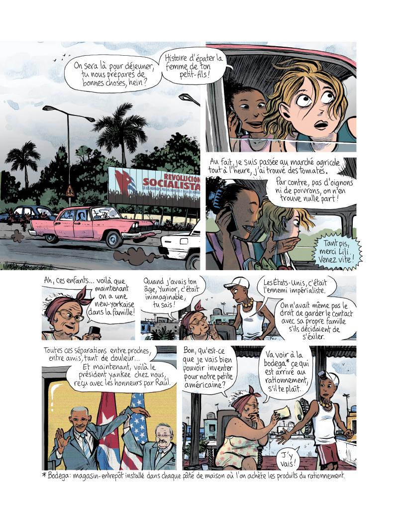Cuba, l'île de la débrouille, TOPO 5