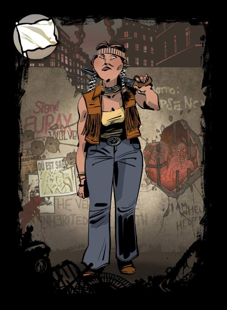 Zombie (A)Social Club