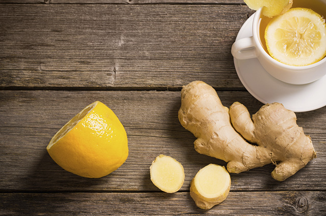 O gengibre é termogênico e o limão desintoxica o organismo, veja mais benefícios desse chá