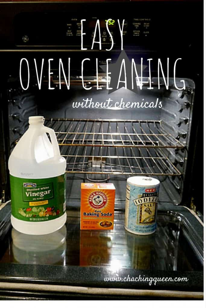 How To Clean Your Oven Without Chemicals Non Toxic Easy