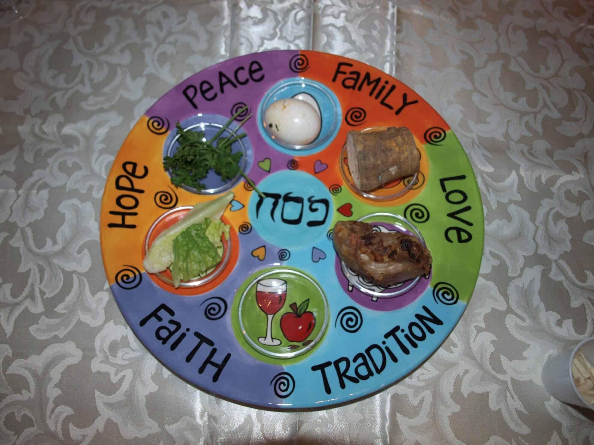 Short Seder List