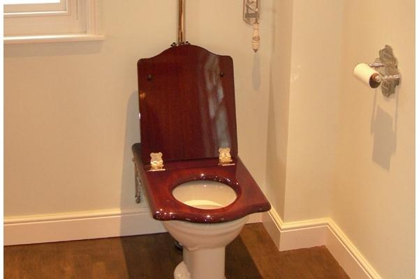 Throne Seats  Chadder  Co