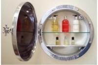 Porthole Surface-Mounted Cabinet | Chadder & Co.