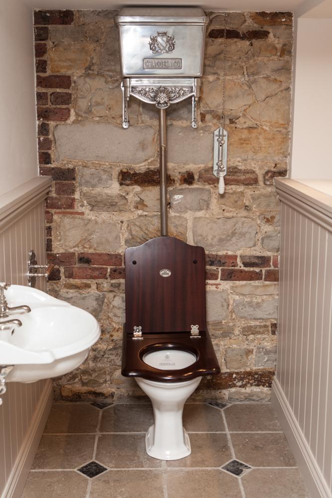 Blenheim High Level Toilet Cistern  Chadder  Co